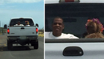 Jay Z and Beyonce -- We Got Hillbilly Swag ... In Hawaii!! (TMZ TV)