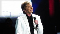 Barry Manilow -- That Song's Got a Nice Ring to It! (PHOTO)