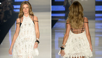 Gisele -- Hottest Retirement Party ... Ever! (PHOTOS)