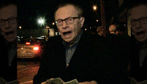 Larry King -- HGH Baseball Ban is Stupid VIDEO)