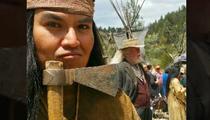 Adam Sandler Movie -- Native American Actors Walk Off ... Netflix Says They're Missing the Joke
