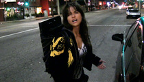 Michelle Rodriguez -- 'Furious 7' Stunt Crew Should All Be Represented in Credits (VIDEO)