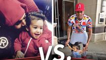 Chris Brown -- Battle Over Royalty's Birth Certificate