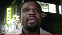 Darius McCrary -- My Son's Paralyzed with Fear ... Claims He's Being Abused