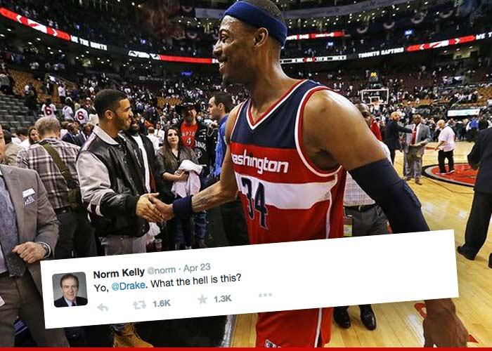 Drake Blasted By Canadian Politician Paul Pierce Handshake Was B.S.
