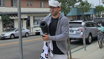Jarret Stoll -- Working Mind & Body ... After Vegas Drug Arrest