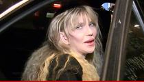 Courtney Love Sued by Famous Rock Biographer -- You Dropped Me, But You Still Have to Pay Me!