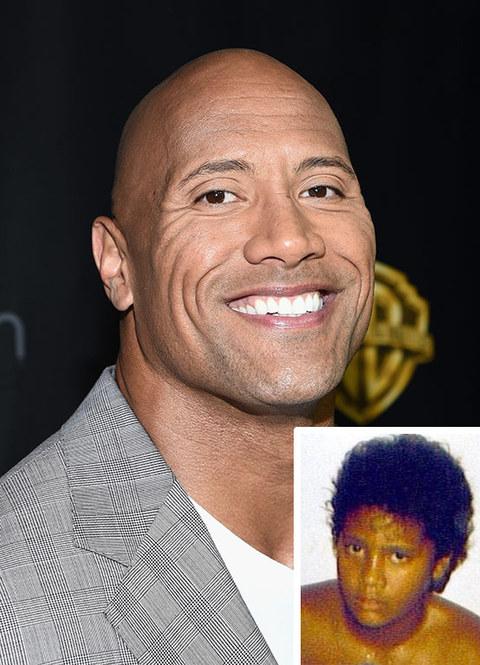"It's Dwayne ""The Rock"" Johnson!"