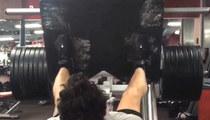 Kevin Jonas Is Getting Jacked!