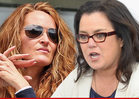 Rosie O'Donnell's Wife --  Rosie's Wine and Weed Habits Make Parenting Too Dangerous