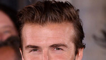David Beckham Through The Years -- Good Luck Guessing His Age!