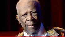 B.B. King -- Doctor Claims No Signs Of Mistreatment