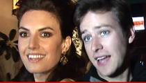 Armie Hammer's Wife -- I'm Finally Getting Hammered!!!