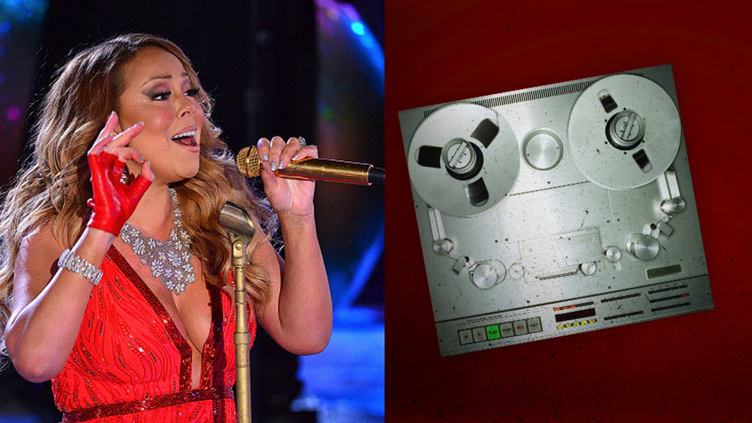 Mariah Carey -- KILLS IT In Vegas Rehearsal ... Nails the High Notes ...