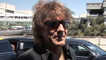 Richie Sambora Off The Hook for Allegedly Threatening to Kill Ex-Girlfriend