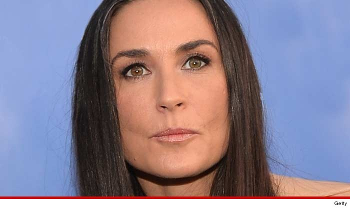 Demi Moore -- Big Time Burglary ... Her Haute Couture Is OUT the Door  sc 1 st  TMZ.com & Demi Moore -- Big Time Burglary ... Her Haute Couture Is OUT the ...