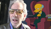 'The Simpsons' -- Have a Cow, Bart ... Harry Shearer Is OFF THE SHOW!