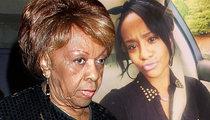 Cissy Houston -- Hints Family Won't Use Heroic Measures to Save Bobbi Kristina