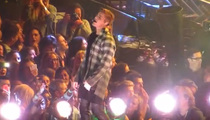 Justin Bieber's Triumphant Return on Stage ... Kanye, Kris, Hailey Cheer Him On (VIDEO)