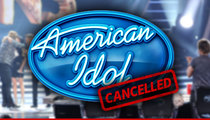 'American Idol' Cancelled -- Former King of Reality Shows Hanging It Up in 2016