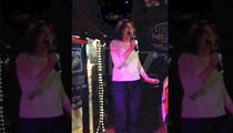 Amanda Knox -- Killing It At Karaoke (VIDEO)