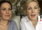 'Gossip Girl' Star Kelly Rutherford -- Help Me, Obama! Get My Kids Outta Monaco (Video)