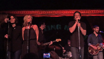 'X Files' The Musical -- David Duchovny & Gillian Anderson Reunite ... The Tune Is Out There