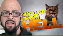 'My Cat From Hell' Star Jackson Galaxy Sued -- Are You Kitten Me?! You Can't Just Scratch Our Deal