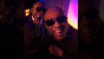 Stevie Wonder -- Birthday Surprise!! Celebs Do Best Stevie Impressions