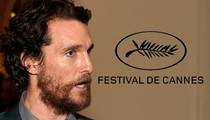 Matthew McConaughey's Movie Booed ... All Wrong, All Wrong, All Wrong