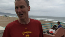 USC Coach Andy Enfield -- Yes, My Wife Is Super Hot ... This Is How I Got Her