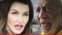 Bill Cosby Sued By Janice Dickinson -- He's a Liar and a Rapist
