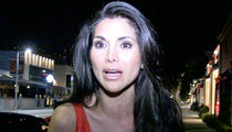 Ex 'Real Housewife' Joyce Giraud -- Live Streams Burglary ... At Her Home!!