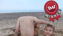 TMZ's Beachin' Baby Photo Contest  -- WINNER!