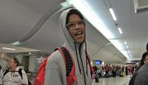 Shaq's Son -- Beats Dad In 1-On-1 ... 'I Wanna Play LeBron'