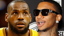 Lil B -- Threatens to Curse LeBron James ... You Stole My Dance Too! (Update)
