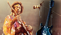 Jimi Hendrix -- Excuse Me While I Sue This Guy ... Over Legendary Guitar