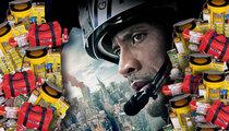 'San Andreas' Film -- Earthquake Paranoia Spikes Disaster Kit Sales