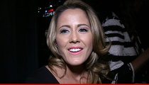Jenelle Evans -- Domestic Violence Charge Dropped ... Working Things Out
