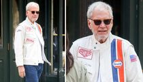 David Letterman -- And the Number One Thing To Do in Retirement ... (PHOTO)