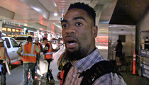 Team USA's Tyson Gay -- Teammates Forgave Me for Doping ... I'm Back on the Team