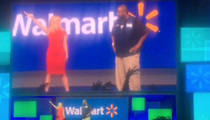 Reese Witherspoon -- 'Bend and Snap' Class for Walmart (VIDEO)