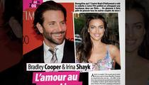 Bradley Cooper -- Sacre Bleu, I Must Sue Zee French Magazine ... Over Irina Shayk