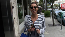 Minnie Driver -- Yeah, I Screwed Up Nat'l Anthem ... But I Was Still Pretty Good!