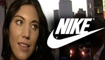 Hope Solo -- Nike Sticking By Goalie ... Despite New Allegations