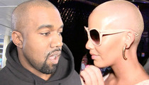 Kanye West -- FourFive Seconds to Bail on Amber Rose