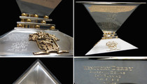 '78 Triple Crown Trophy -- Got a Million Bucks? ... Rare Cartier Prize For Sale