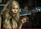 Brandi Glanville -- DUMPED as Cast Member on 'Real Housewives of Beverly Hills""