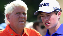 John Daly -- Teenage Golfer Has Inspired Me ... To Get Off My Ass And Play