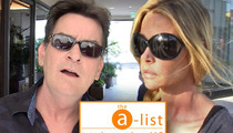 Charlie Sheen And Denise Richards -- Our Kids Are Smarter than a 5th Grader ... So Now the Tutor's Suing